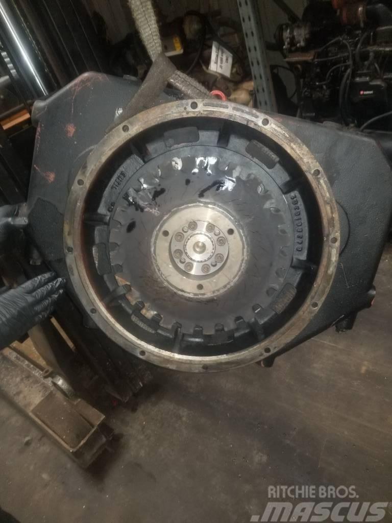 Ponsse Ergo gear Box Pump Drive
