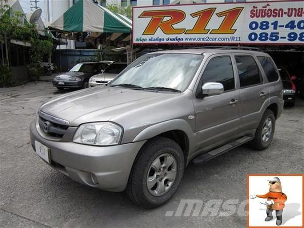 Mazda TRIBUTE 3.0 V6 AT