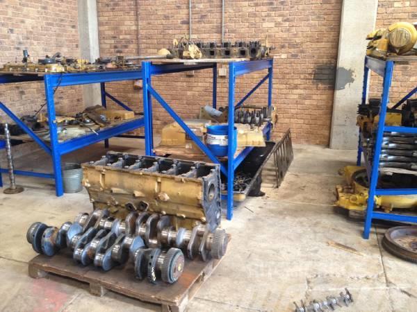 Caterpillar 3406 Engine Parts