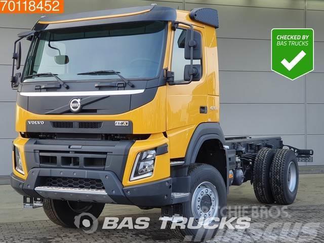 Volvo FMX 420 4X4 Non-EU NEW! 4x4 Steelsuspension Euro 5