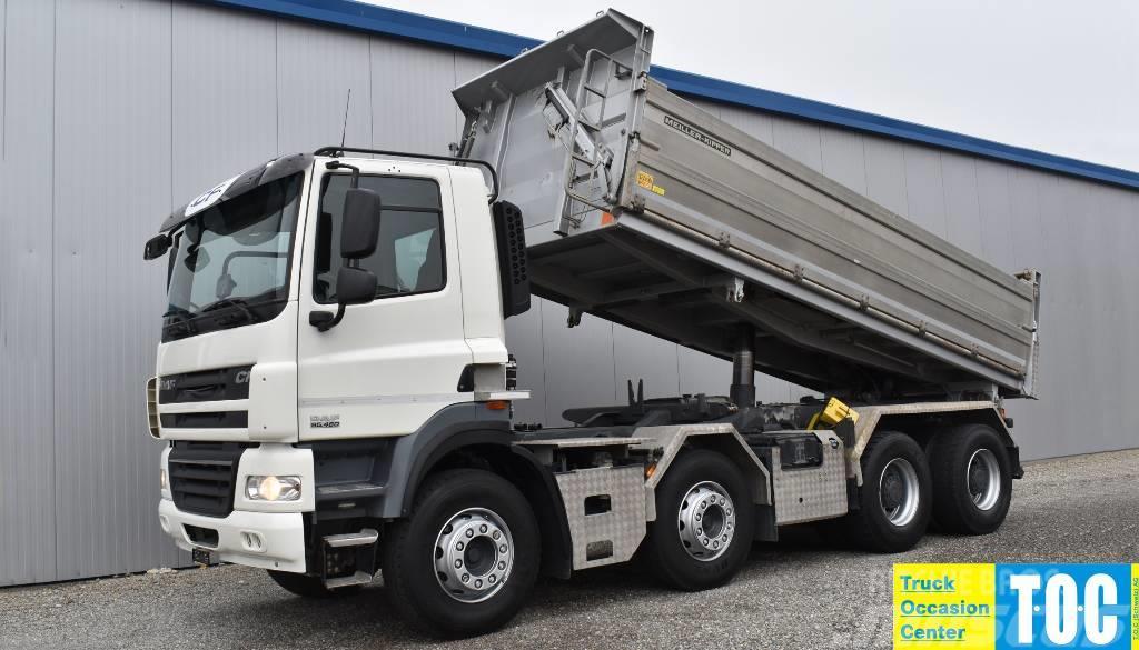 DAF CF 85.460 8x4 Euro5 Retarder Meiller