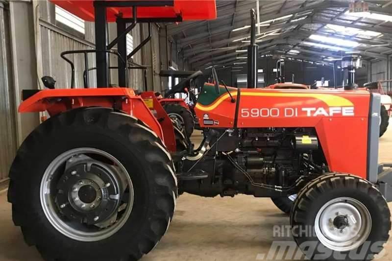 Tafe New Tafe 5900 2wd Tractors