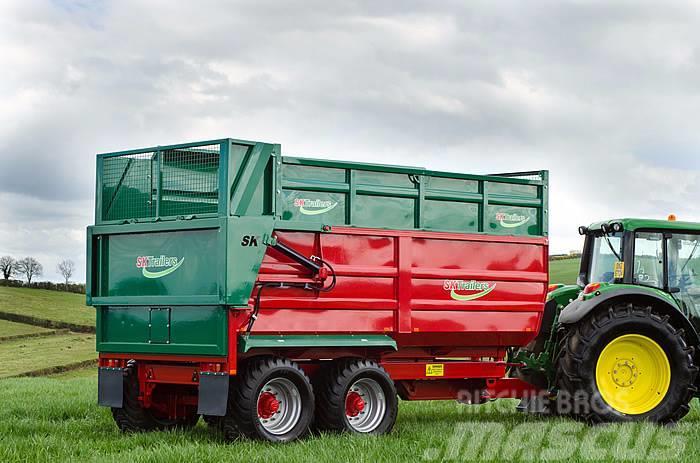 SlurryKat Gras- og kornvogn