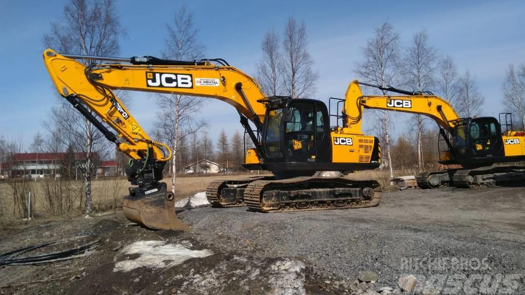 JCB JS 210 LC T4F