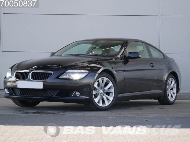 BMW 6 Serie 635D Full Option Head-Up Key-Les