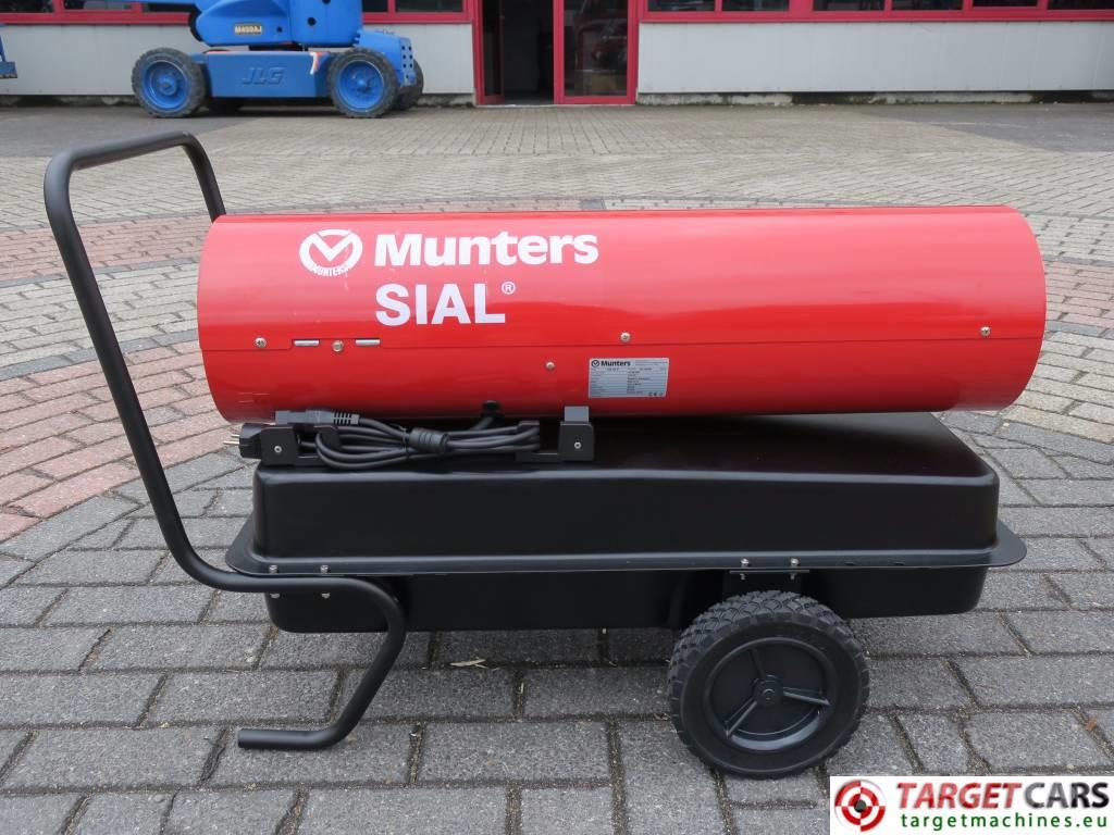 Munters JAZ 40D DIESEL / KEROSINE HEATER 41KW NEW UNUSED