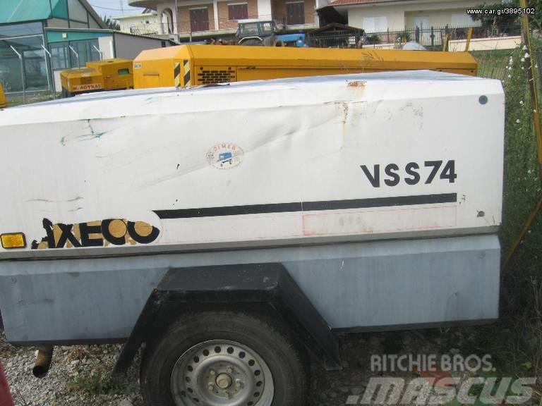 Deutz axeco 260 κπ  VSS 74