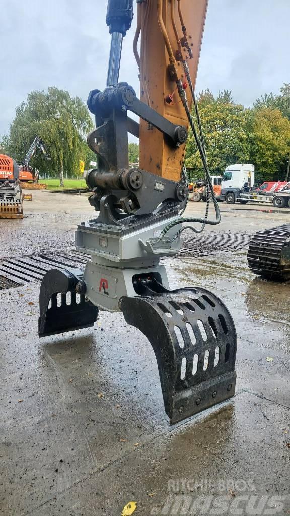 Pladdet Abbruch-Sortiergreifer PRG3-350-II-EX