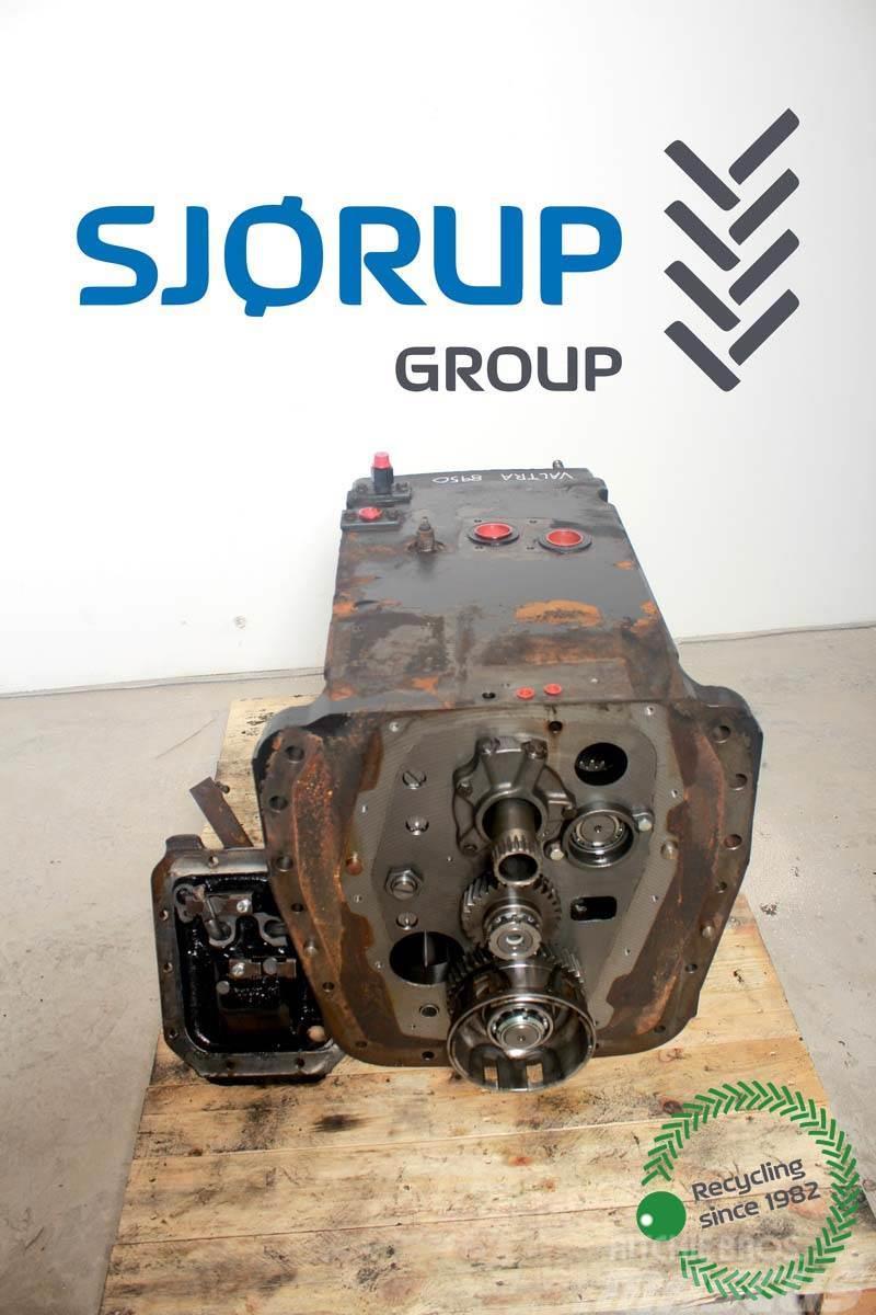 Valtra 8950 Rear Transmission