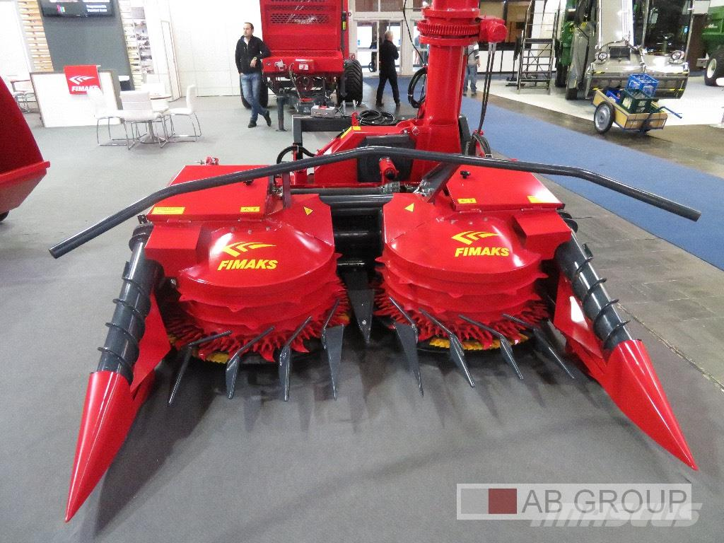 Fimaks Sieczkarnia/Ensileuse/Maize chopper BIGDRUM 2200