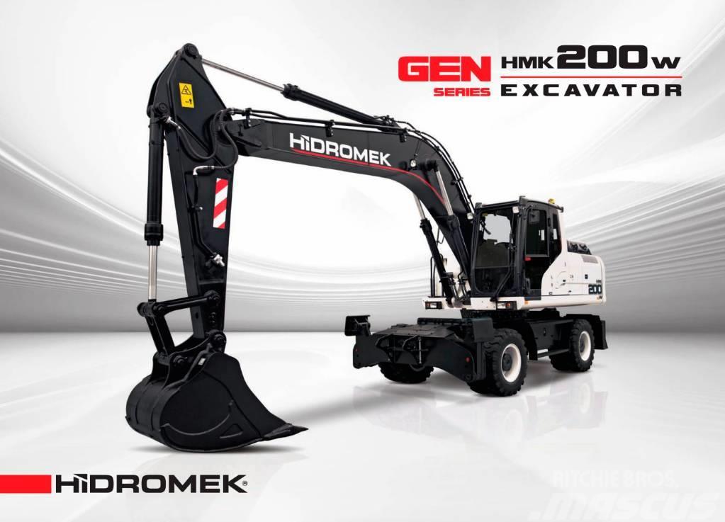 Hidromek HMK 200 W (0676906868, Дмитро)