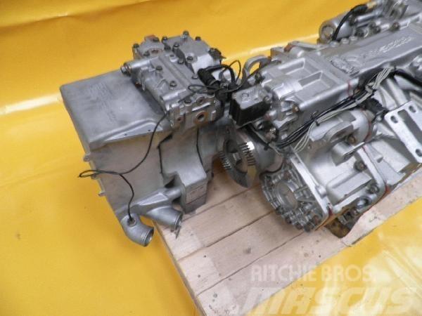 Mercedes-Benz Actros G240-16 / G 240-16 EPS mit Retarder, 2000, Växellådor