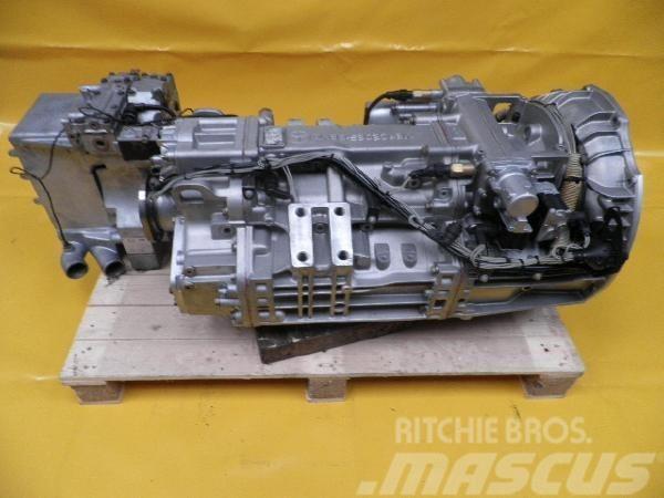 Mercedes-Benz Actros G240-16 / G 240-16 EPS mit Retarder