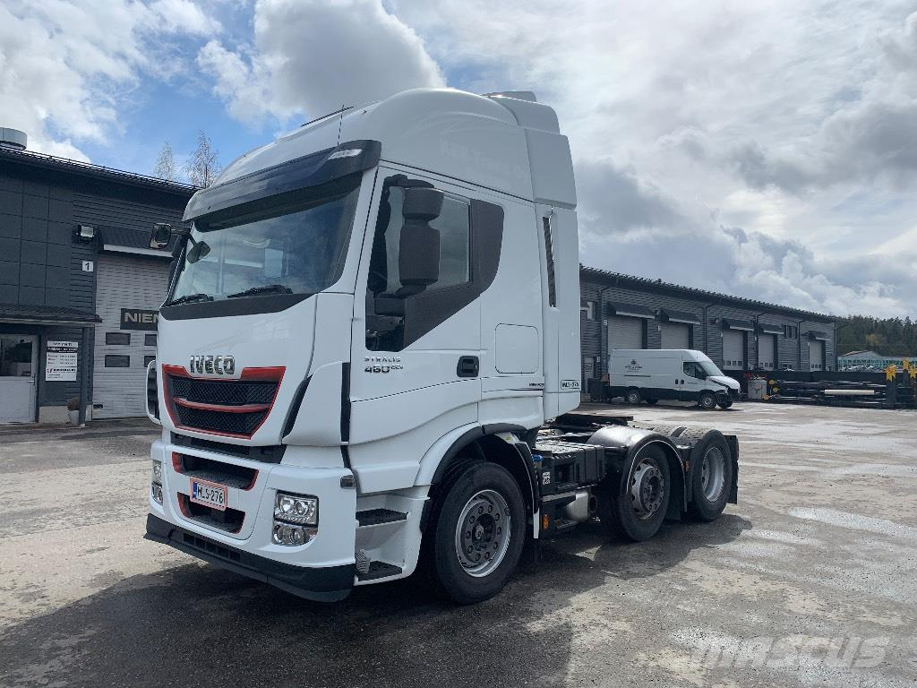 Iveco Stralis AS 440S46TX/P