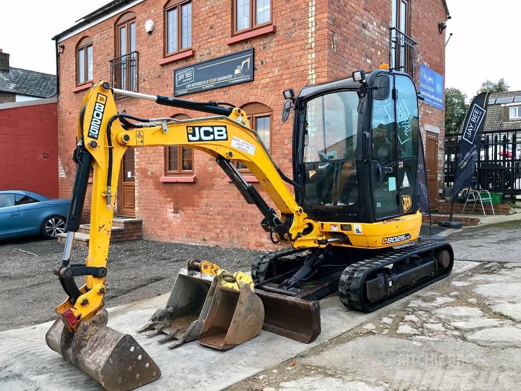 jcb 8025 zts mini excavators u003c 7t mini diggers price 15 497