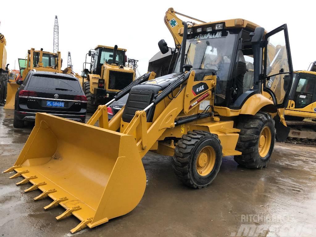 Caterpillar 416E 420E 420F 430 428