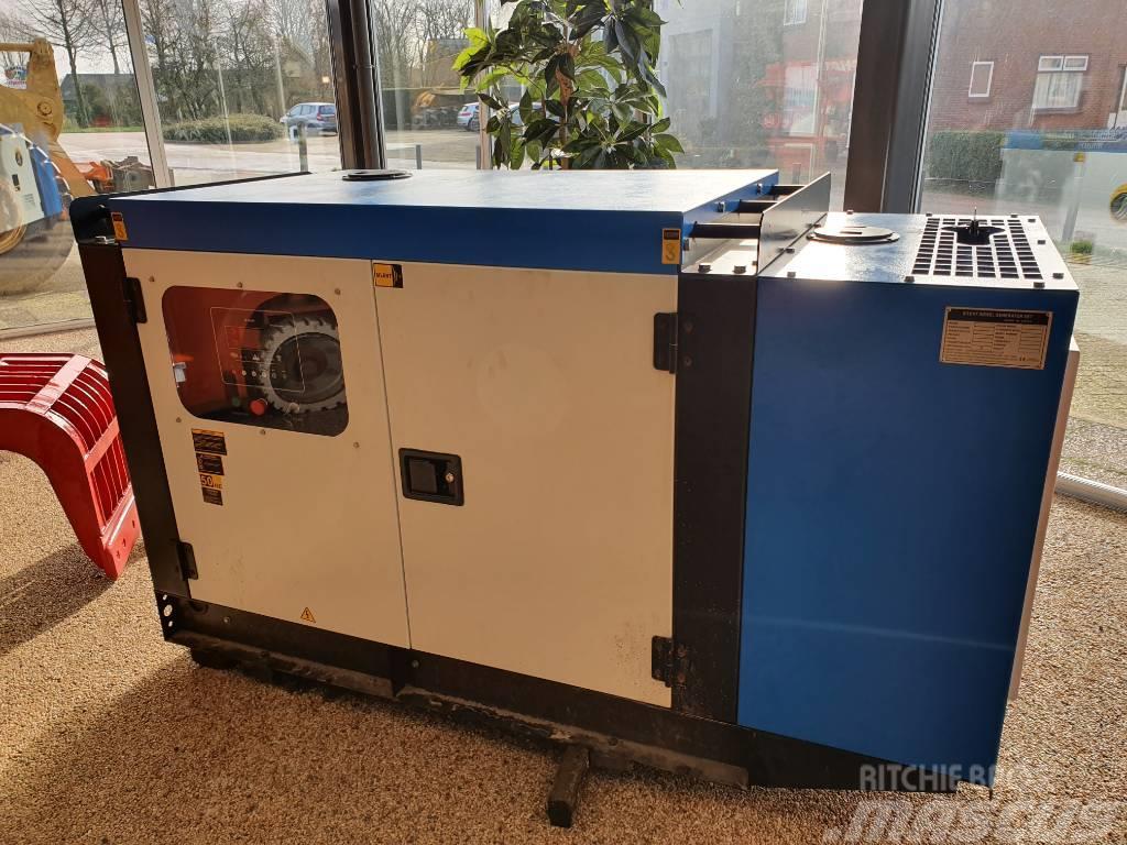 Kawakenki generator nieuw 30kva