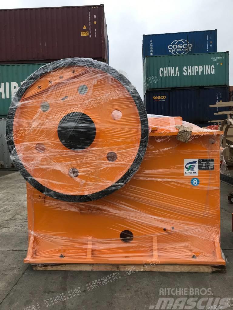 Kinglink Kinglink Stone/Limestone Jaw Crusher PE-600*900