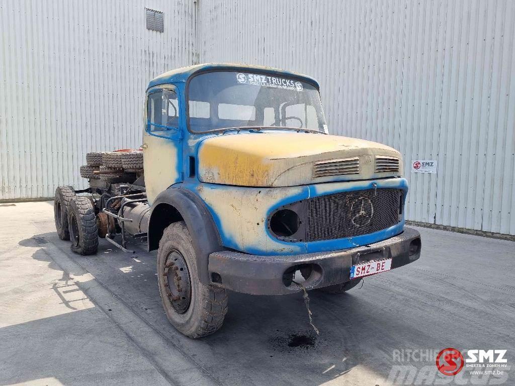 Mercedes-Benz LAK 2624 complete ALLE teile