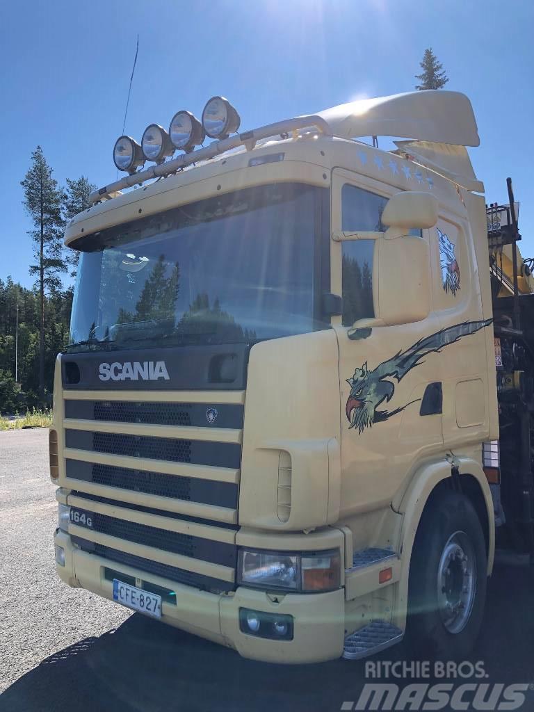Scania R 164 G
