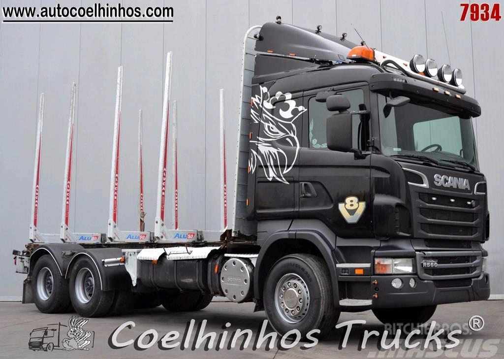 Scania R 560 // 6x4