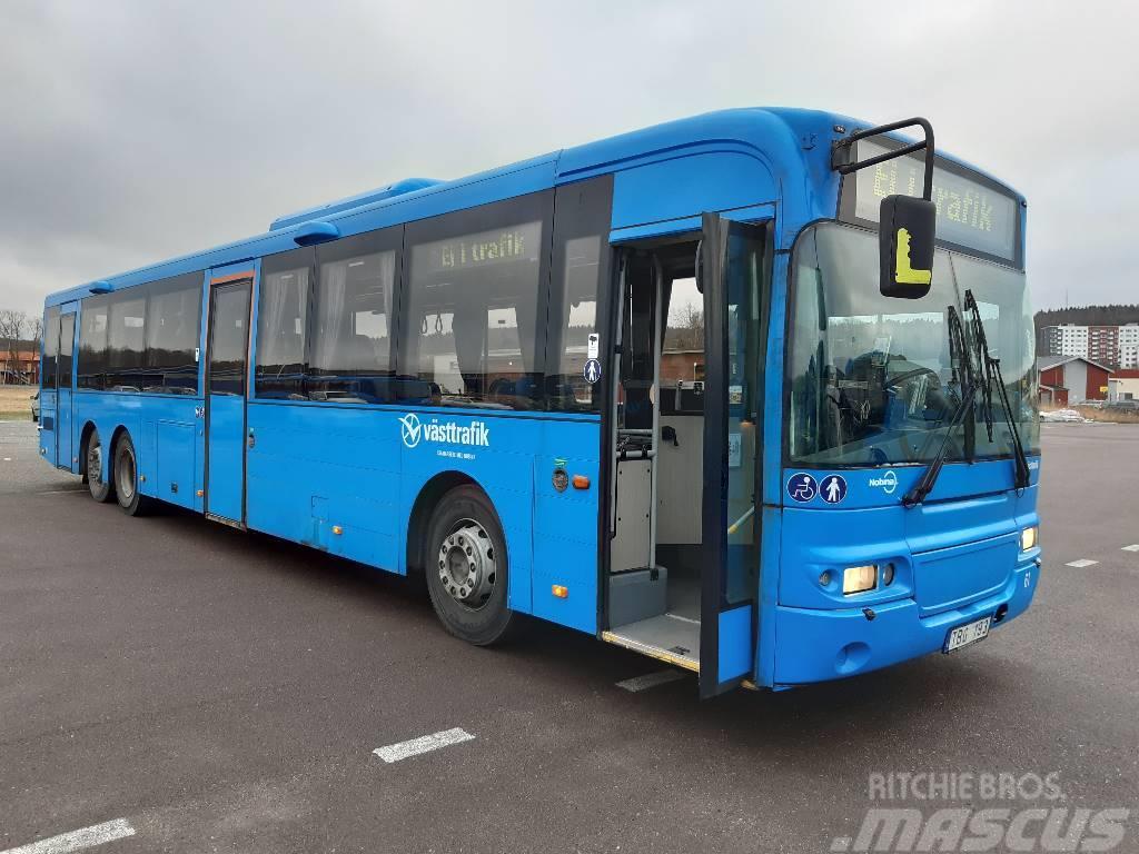 Volvo 8500LE B12BLE 6x2 EURO 6 ( 0058-0063)