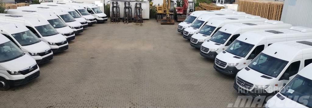 Mercedes-Benz Sprinter 516 CDI Kleinbus 19+1 Sitzplätze + GARANT