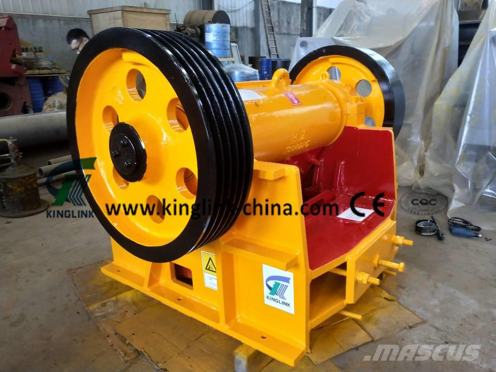 Gator PEX1039 Secondary Stone Jaw Crusher