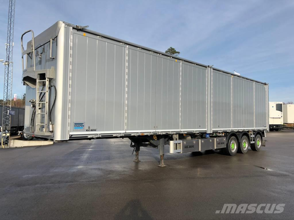 Knapen Walking Floor trailer