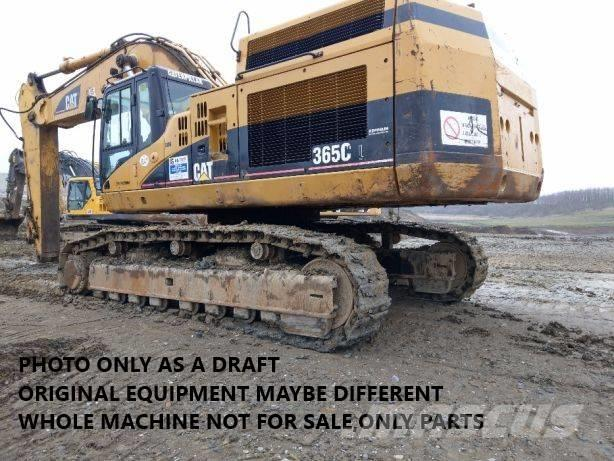 Caterpillar EXCAVATOR 365C ONLY FOR PARTS