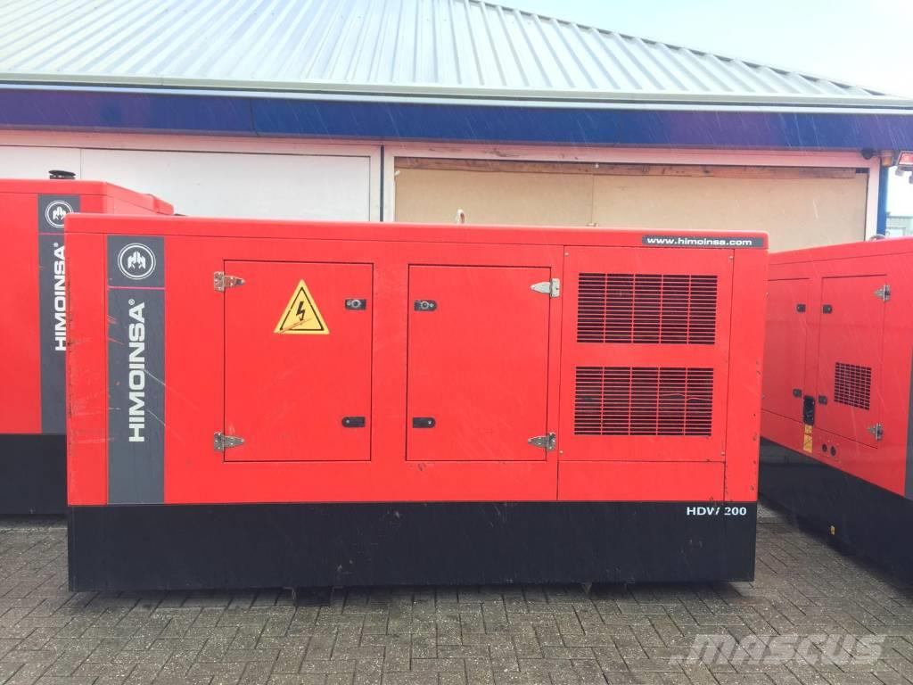 Himoinsa HDW 200KVA Diesel Generator Doosan 6 Cil.