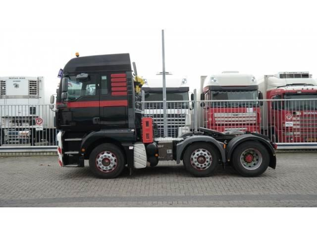 MAN TGA 26.430 6x2 RHD AS-TRONIC