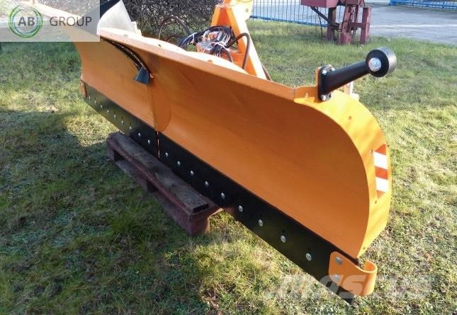 Pomarol Schneeschild T201/V4 3.3m /Snow plough/Lames a ne