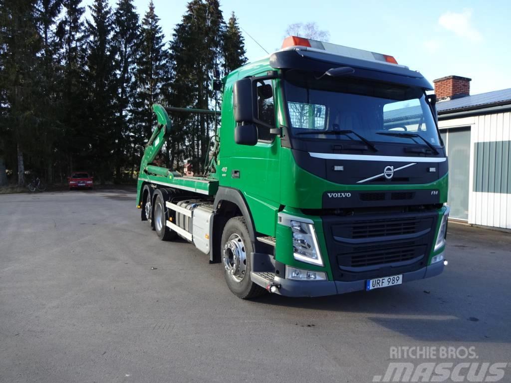 Volvo Fm  EURO6 Liftdumper Fm 410 6x2*4