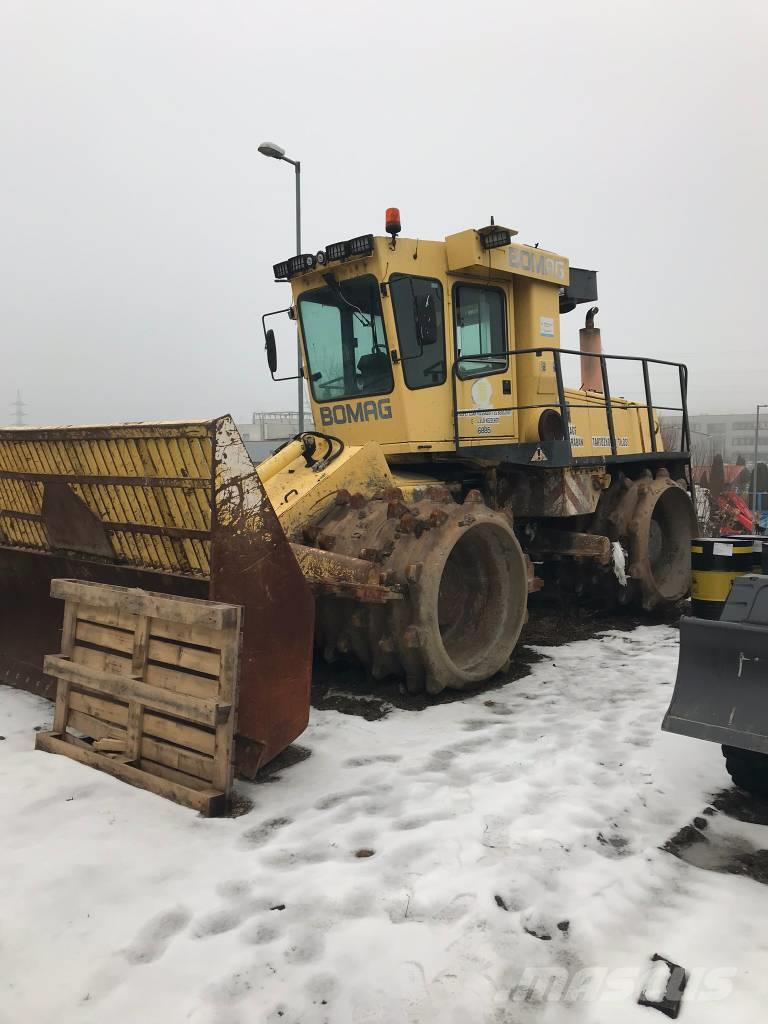 Bomag BC 771 RB