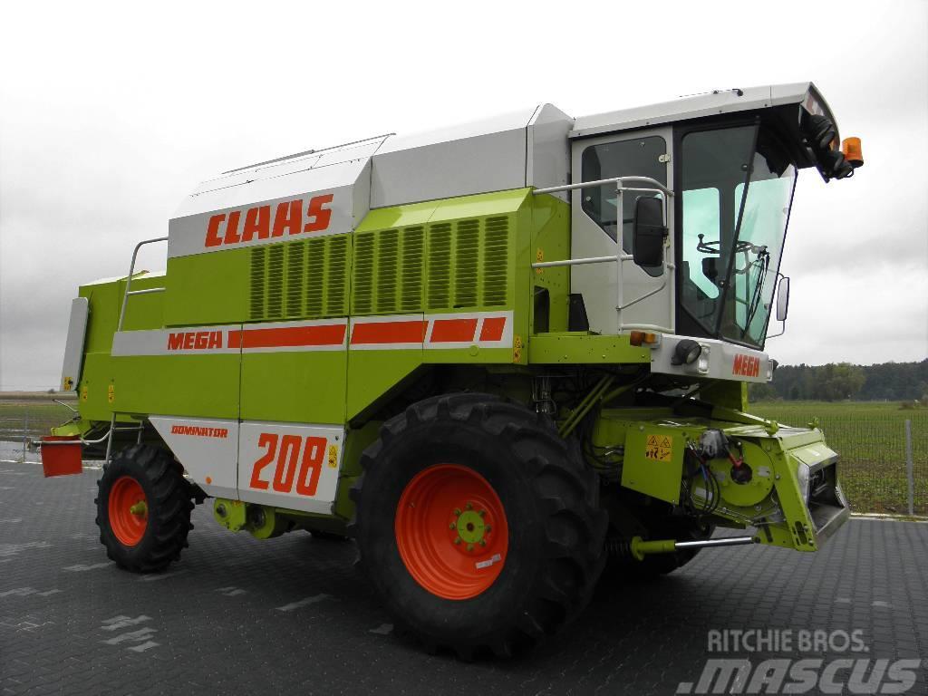 CLAAS Mega 208 (218,204)