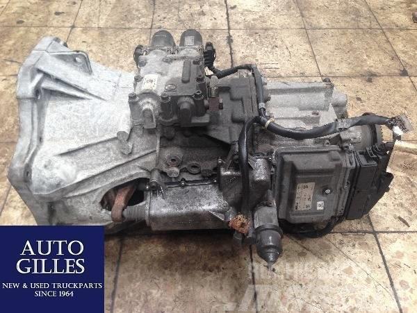 ZF 6AS400VO / 6 AS 400 VO Getriebe