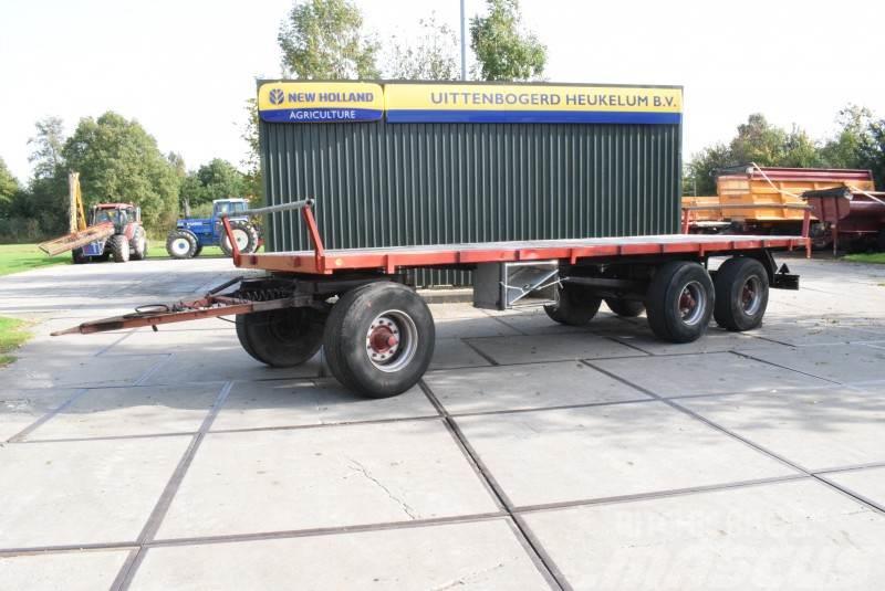 [Other] Landbouwwagen 3 asser