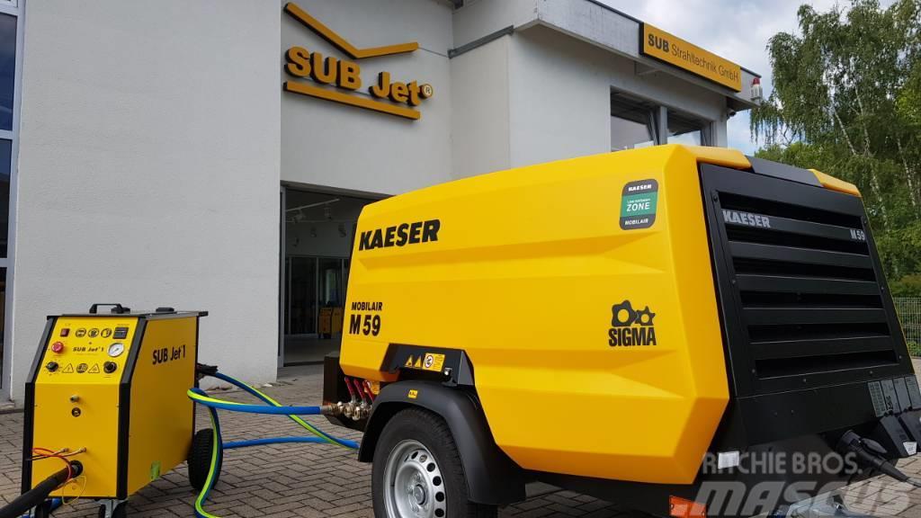 Kaeser M59 - Ausstellungsmaschine