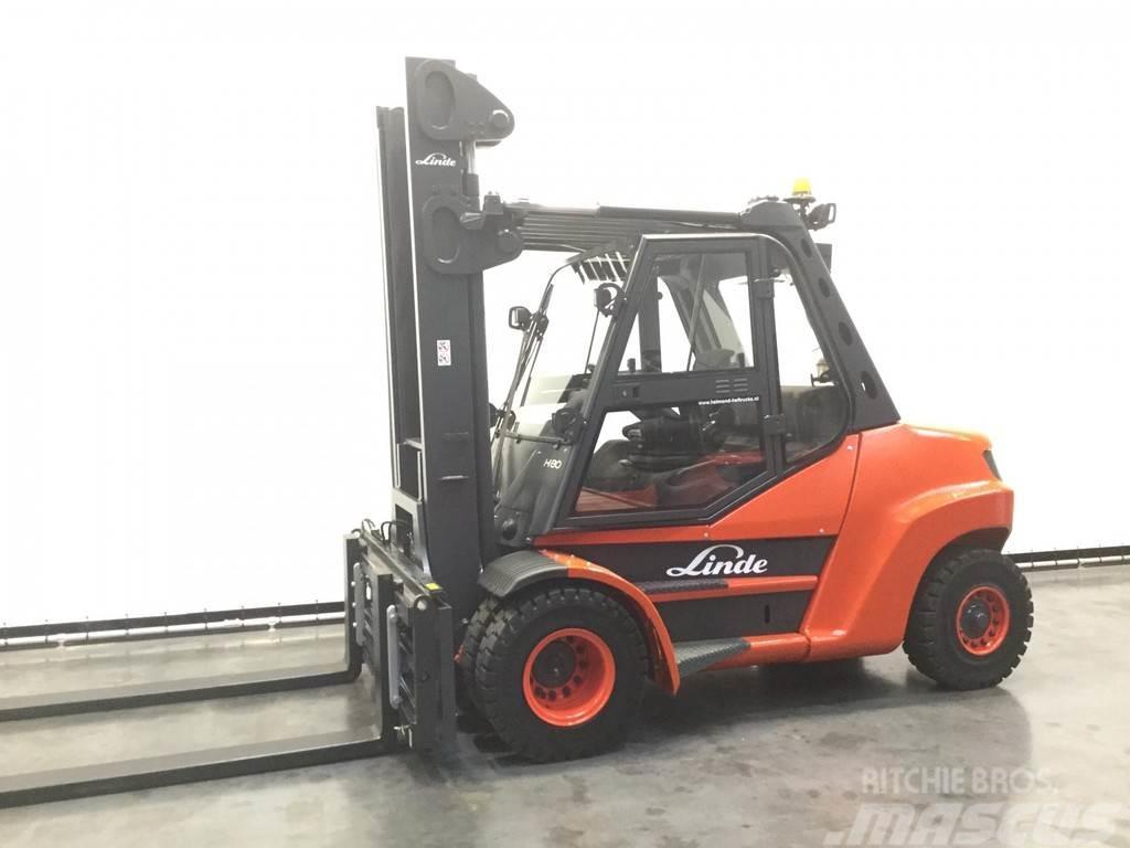 Linde H 80 D - 900