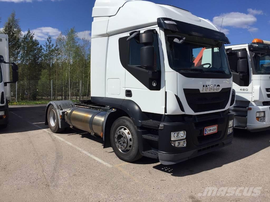Iveco Stralis AT440S33 T/P CNG - LNG intarder