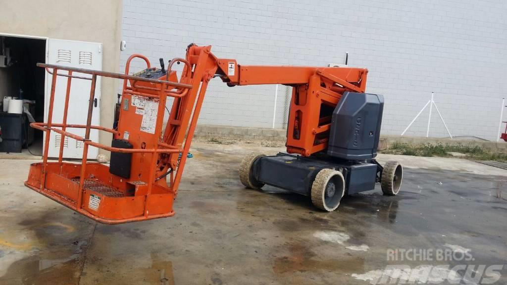 Genie Used boom lift Z34/22N- 12.5mts (Snorkel, JLG)