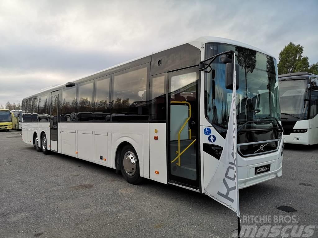 Volvo 8900 B9R 6x2