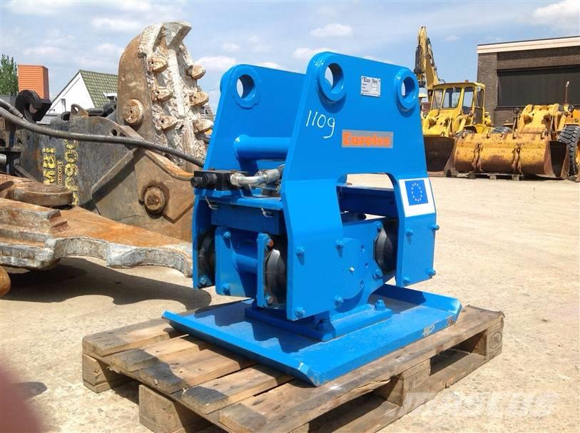 Eurotec NR47 Compactor plate