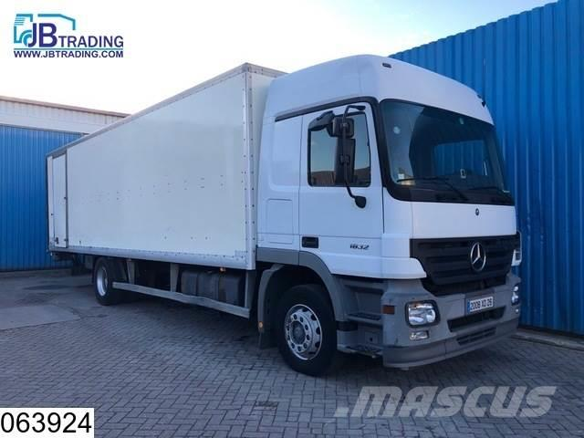 Mercedes-Benz Actros 1832 EPS 16, 3 pedals, Airco, Analoge tacho