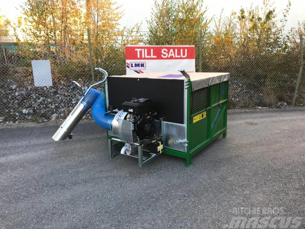 [Other] K-vagnen Lövlastarcontainer