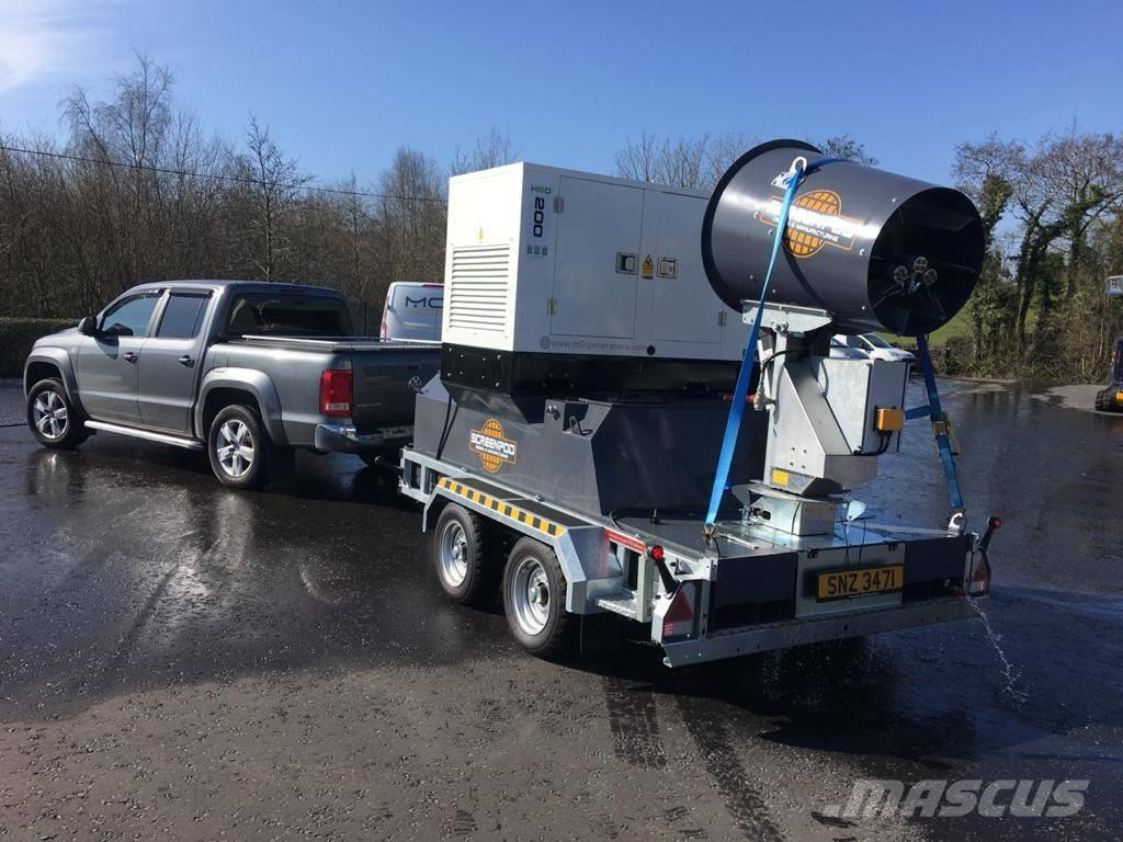 [Other] Screenpod S45 Road Trailer Dust Cannon