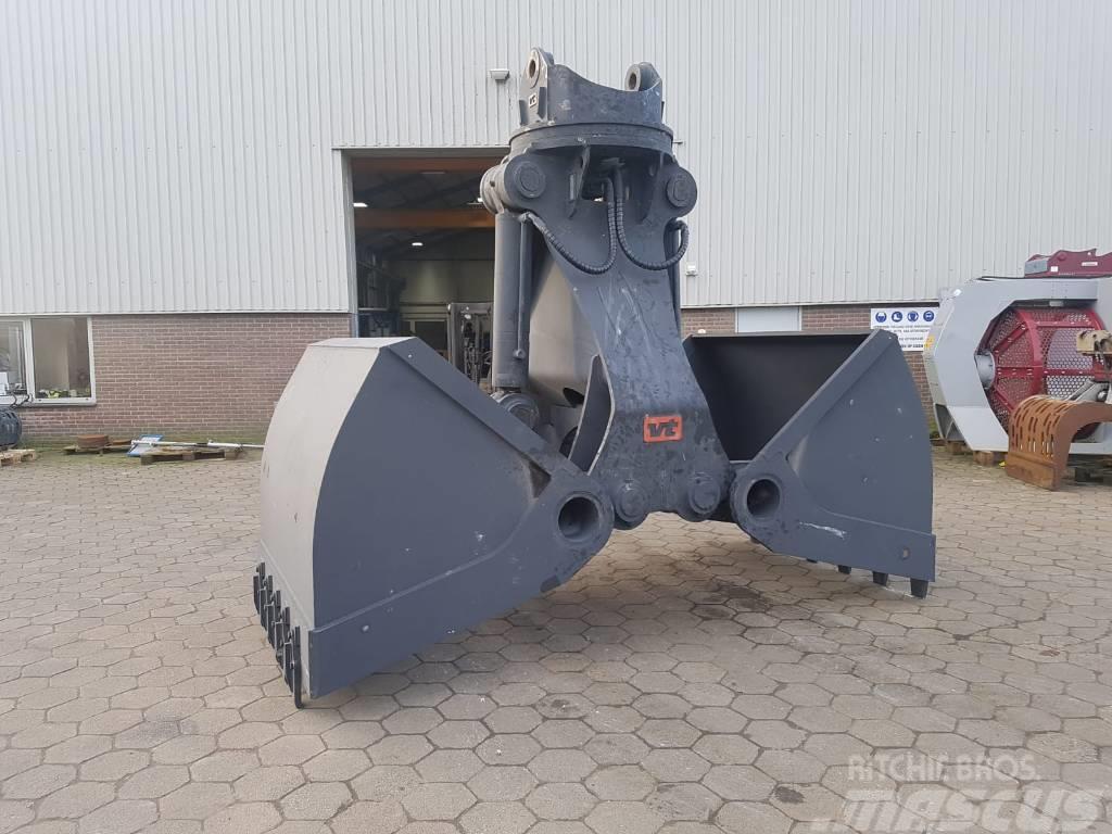 Vantec HCH-5,0 grondgrijper