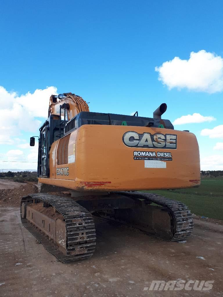 CASE CX 470 C