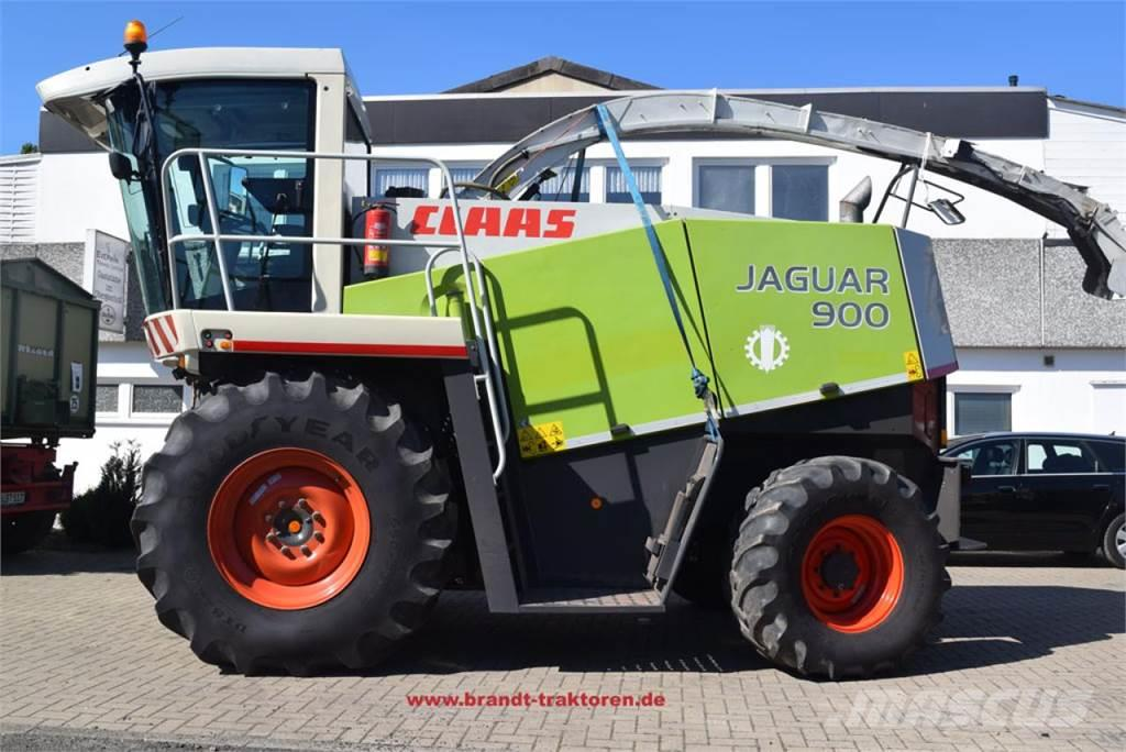 CLAAS Jaguar 900